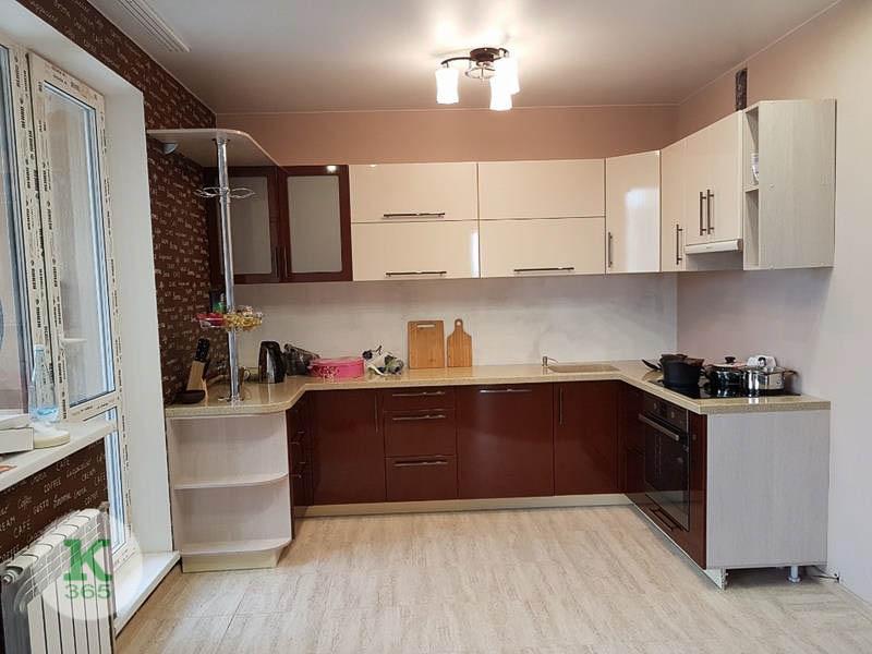 Кухня П-образная Доменико артикул: 20928802