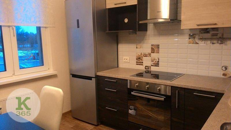 Кухня с колонкой Белые ночи артикул: 000106733