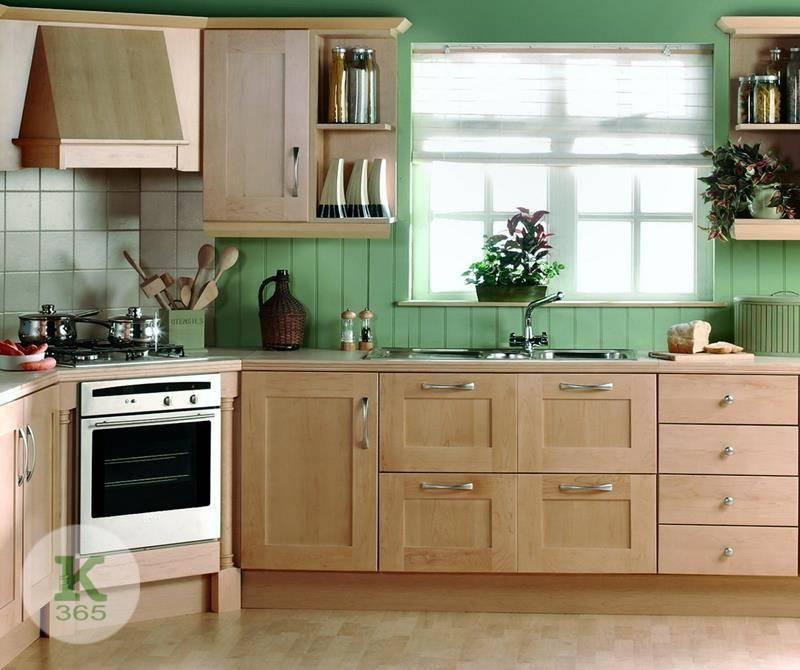 Кухня из дерева Клаус артикул: 116645