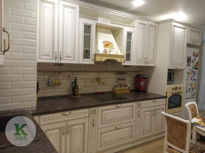 Кухня из массива Цитрусовый базилик артикул: 000117786