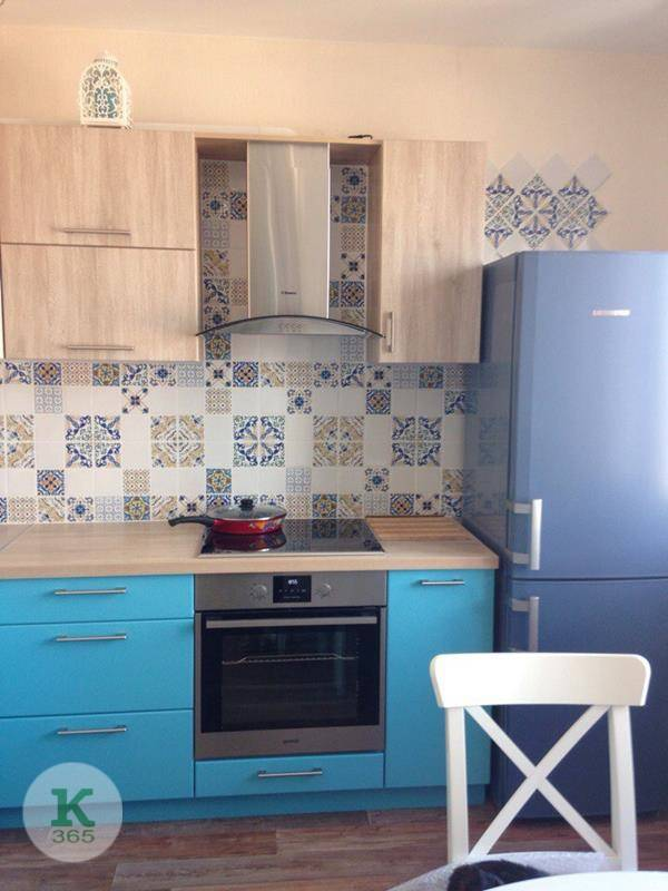 Кухня с колонкой Гармония артикул: 000127021