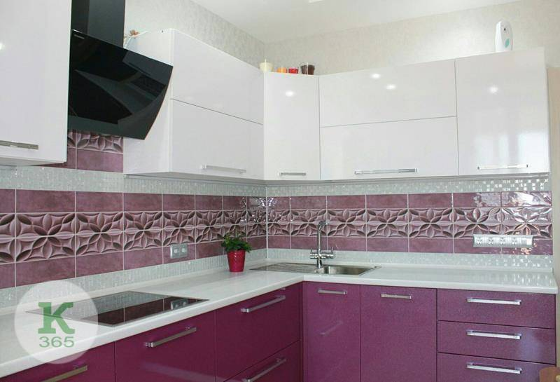 Кухня угловая левая Глория артикул: 000154213