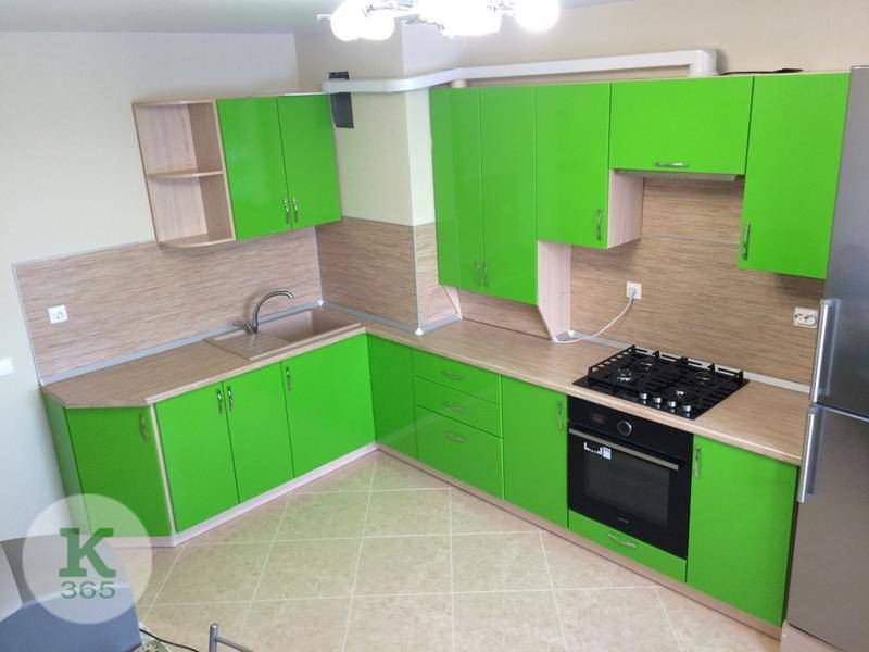 Кухня угловая правая Бриз артикул: 0001568