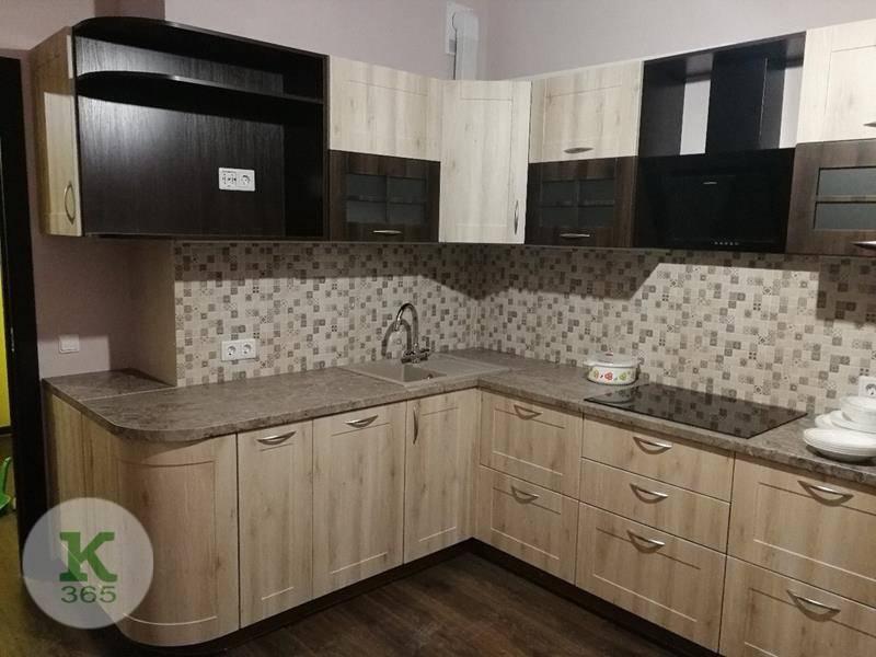 Кухня угловая левая Валерия артикул: 000248303