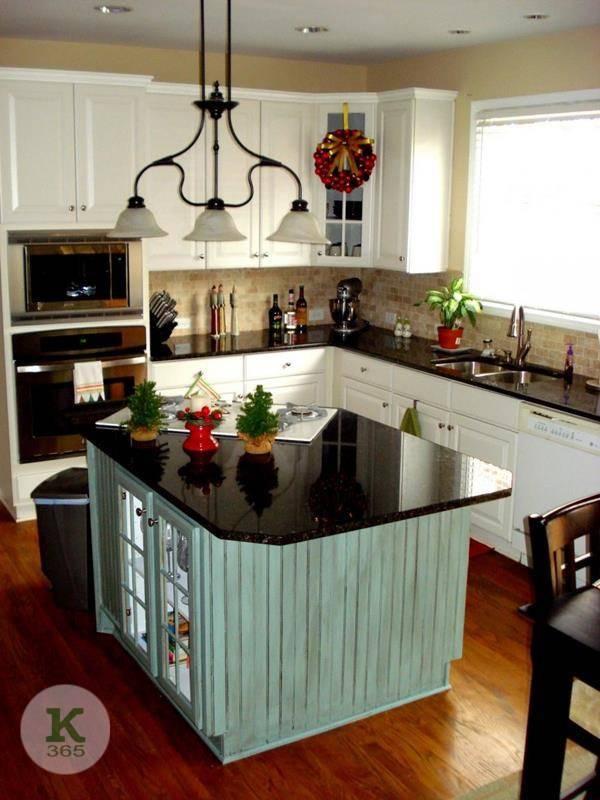 Кухня с островом Констанция артикул: 285013