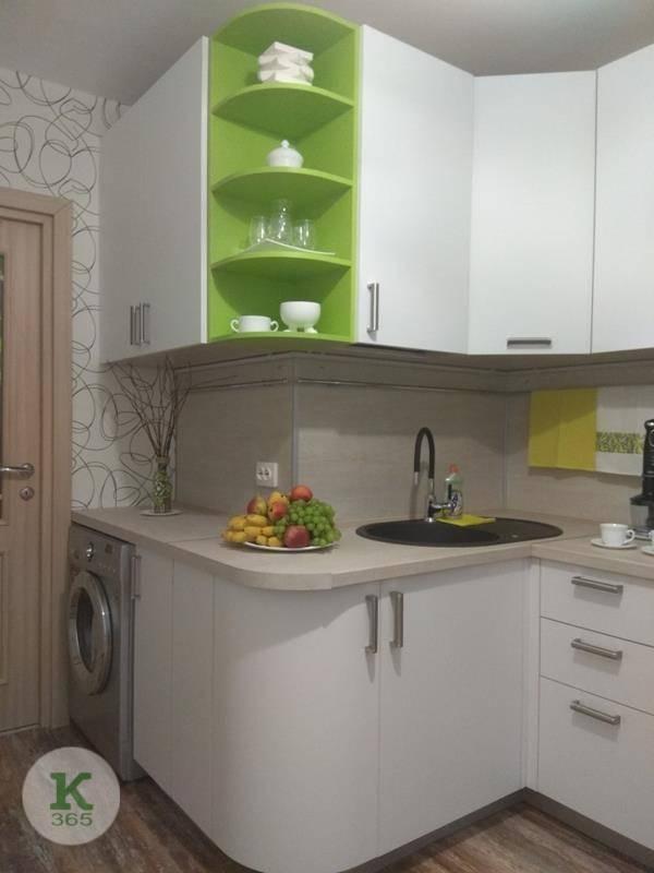 Кухня угловая правая Лебеди артикул: 000300085