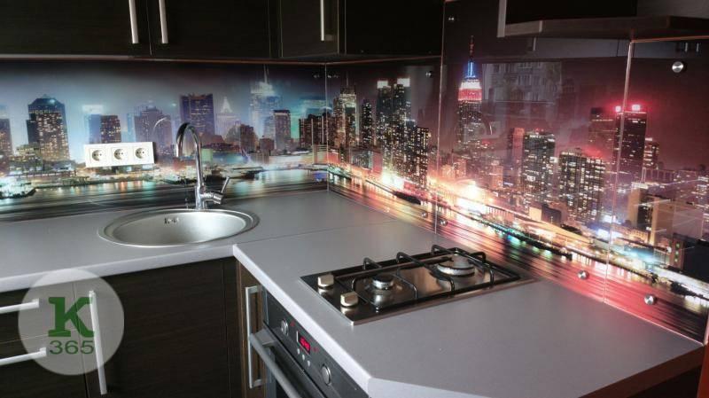 Кухня с фотопечатью Федерация артикул: 308898