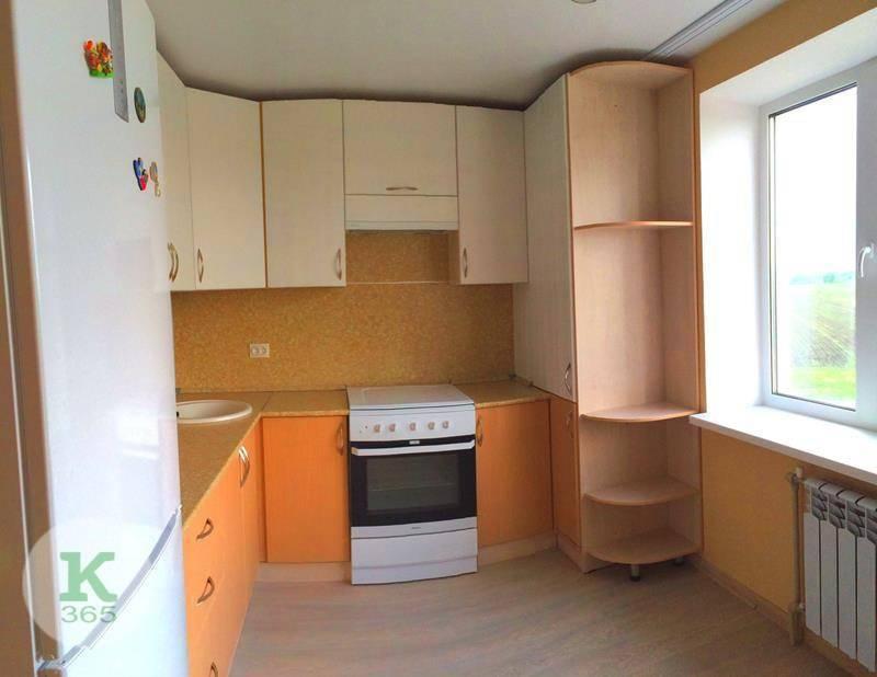 Кухня угловая левая Спутник Стиль артикул: 0003147