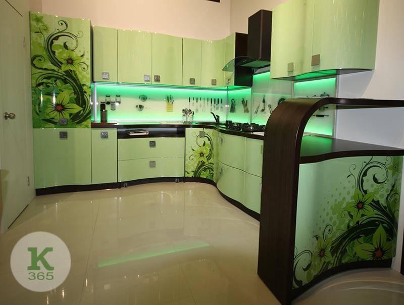 Кухня с фотопечатью Гавана артикул: 320801