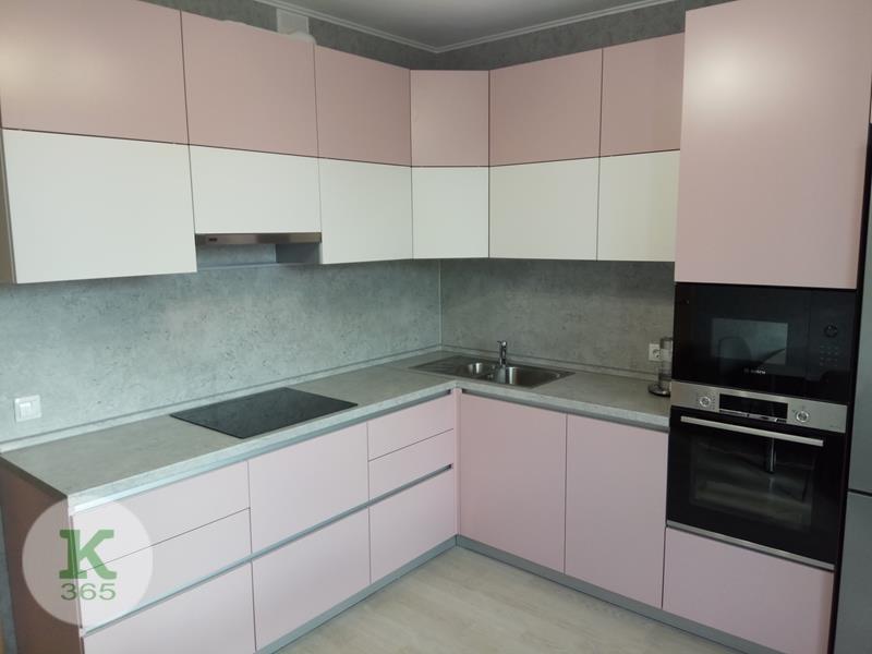 Кухня угловая правая Зима артикул: 000356767