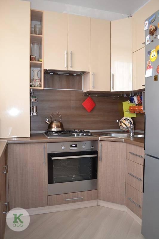 Кухня с колонкой Николь артикул: 00041861