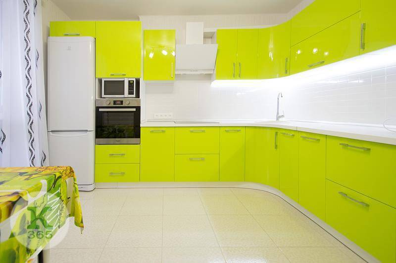 Кухня Ванильное небо Квадро артикул: 419528