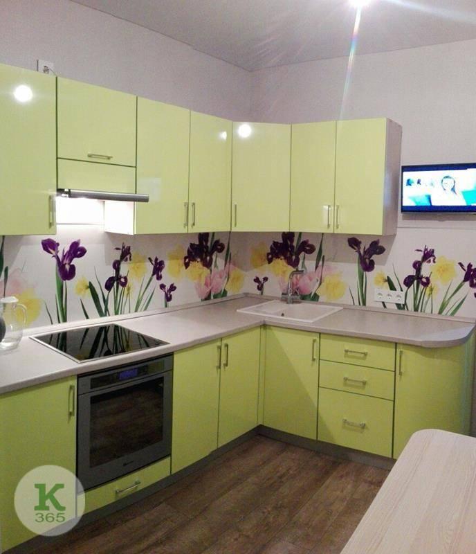 Кухня с колонкой Эльба артикул: 00056454