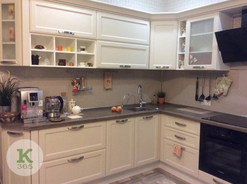 Кухня угловая левая Айленд артикул: 000823556